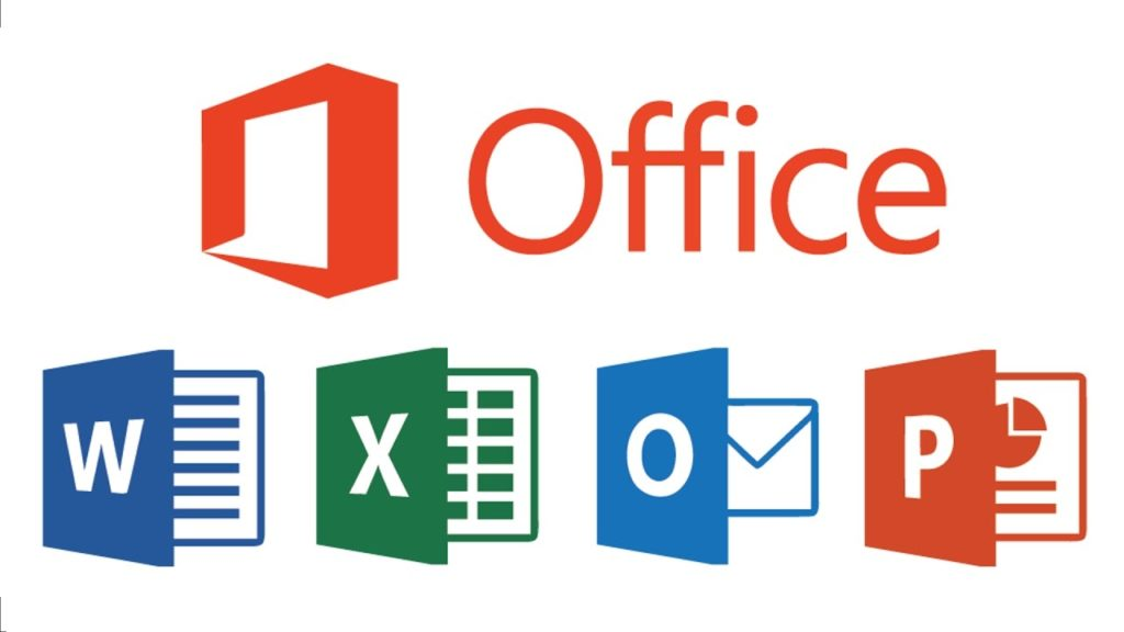 microsoft office excel word powerpoint outlook
